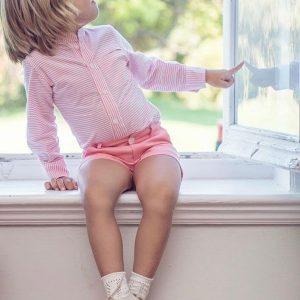 Camisa y pantalón niño Miranda