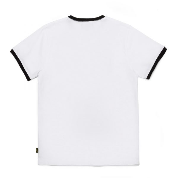 Camiseta blanca Lois atrás