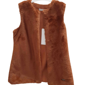 Chaleco marrón Eve Children
