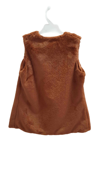 Chaleco marrón Eve Children atrás