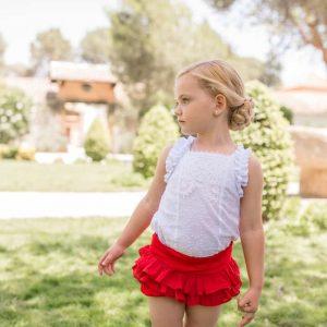 Conjunto blusa y falda Dolce Petit