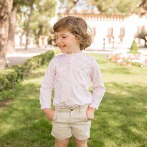 Conjunto camisa y pantalón Dolce Petit
