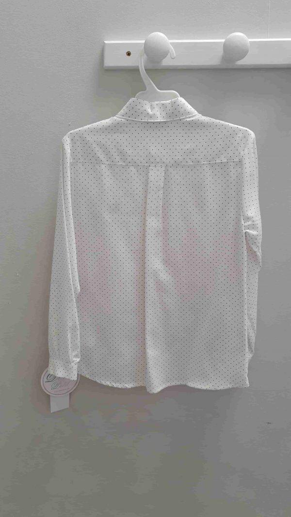 Conjunto camisa y pantalón Dolce Petit atras