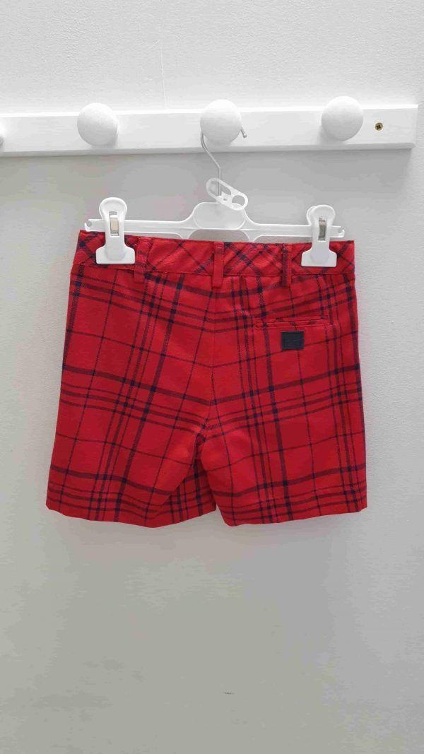 Conjunto camisa y pantalón Dolce Petit pantalón atrás