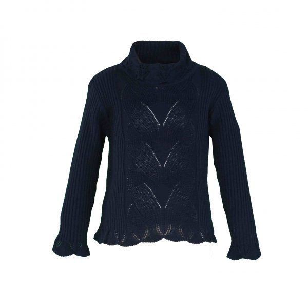 Suéter azul marino Miranda