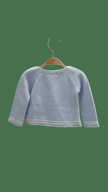 Suéter de bebe Dolce Petit atrás