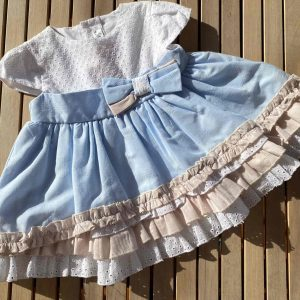 Vestido azul Miranda