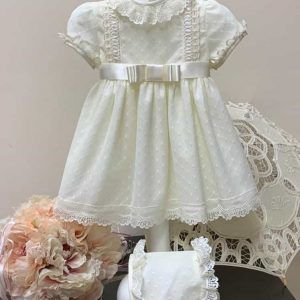Vestido de bautizo Lilus
