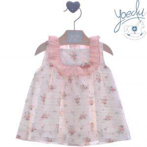 Vestido de bebe familia Mimosa Yoedu