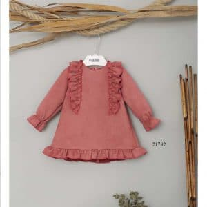 Vestido infantil de Basmarti