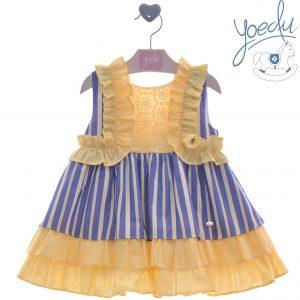 Vestido infantil familia Limonero Yoedu