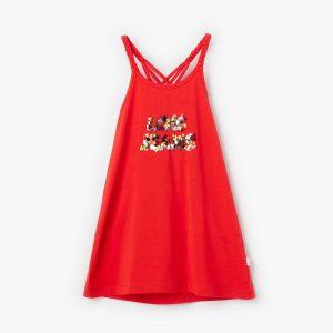 Vestido rojo Lois