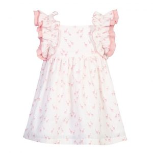 Vestido rosa Eve Children